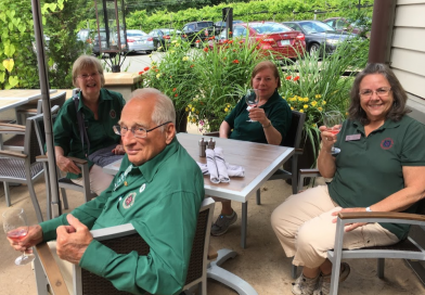 Blog: A Wonderful Lunch Following an Equally Great Tour!