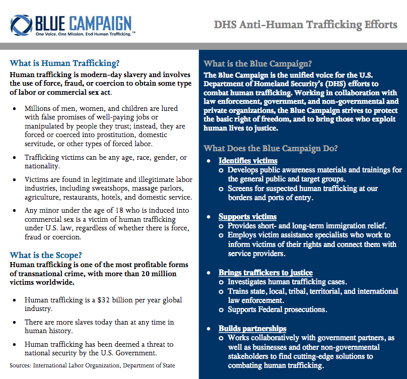Human Trafficking – NH Granite State Ambassadors