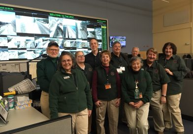 Blog: Visiting DOT's Transportation Management Center