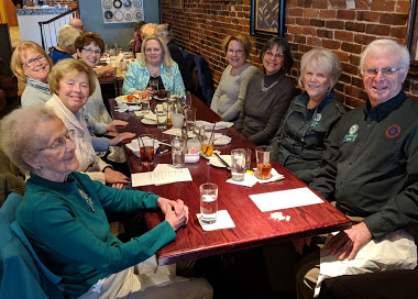 Blog: Lunch Bunch at the Firefly