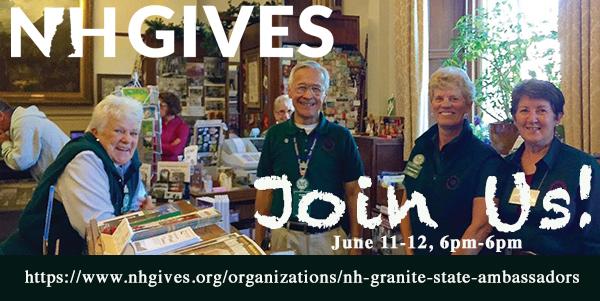 NH Gives June 11-12