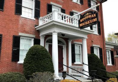 Exploring the Woodman Museum