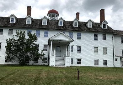 Blog: Canterbury Shaker Village