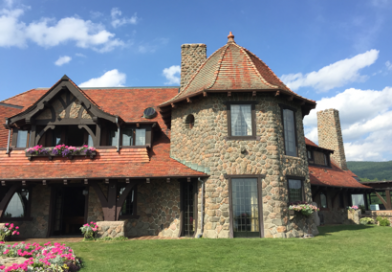 Exploring the Heritage Trail: Castle in the Clouds