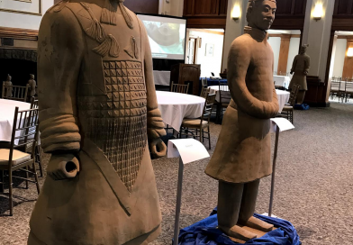 Blog: Terracotta Warriors at UNH