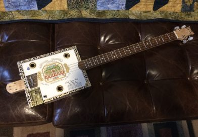 Blog: Creating the perfect travel guitar