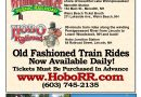 Hobo & Winnipesaukee Scenic Railroad Now Open for the 2020 Season