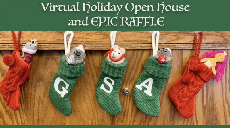 VIRTUAL OPEN HOUSE & EPIC RAFFLE